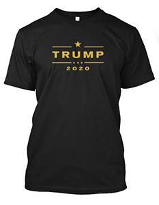 TRUMP GOLD TShirt